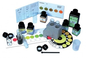 Visocolor® He tests - kits de alta sensibilidad